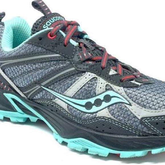 Saucony Excursion Tr8 Running Men's Shoes Size